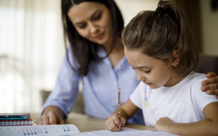 como ajudar meu filho a estudar