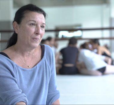 Ballet Paraisópolis - Diretora Geral Monica Tarragó