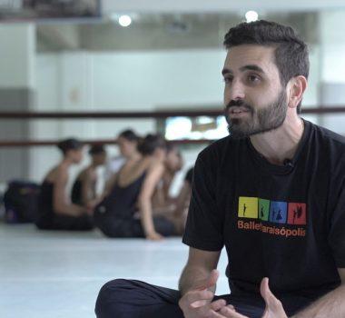 Ballet Paraisópolis - Produtor Executivo Jorge Andreatta