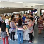 Centro de convêniencias para idosos