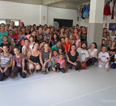 Equipe Ballet Paraisópolis