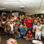 Festa de Natal - Vara da Infância