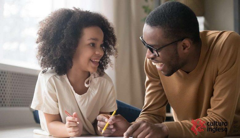 conversação em ingles infantil