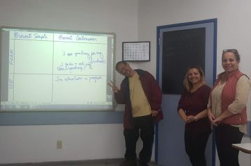 Formação de professores Prefeitura