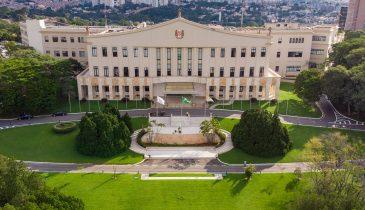 Palacio do governo divulgação